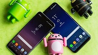 Samsung Android 10 güncellemesini 3 modeli için güncelledi