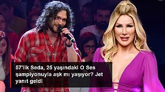 Seda Sayan hakkında çıkan aşk dedikodularına jet hızıyla yanıt verdi