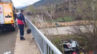 Sivas'ta feci kaza: Bilanço 4 ölü, 1 yaralı