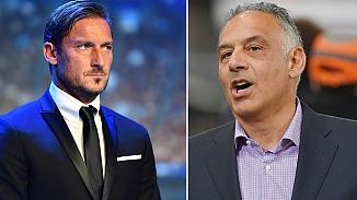 Totti'den sert açıklama 'Pallotta  varsa ben yokum' dedi