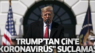 Trump'ın virüs salgını tehditlerine karşı Çin'den yanıt gecikmedi