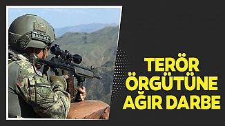 TSK'dan terör örgütüne ağır darbe! 14 PKK/YPG öldürüldü