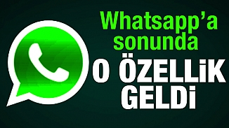 WhatsApp'dan son dakika mesaj kısıtlaması geldi