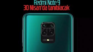 Xiaomi duyurdu Redmi Note 9 tanıtım tarihi belli oldu