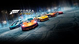 Yarış severler Forza Street'in Android ve İOS mobil uygulamalarını bekliyor