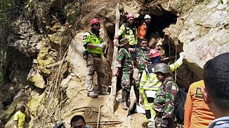 Yasa dışı işletilen altın madeni çöktü; 9 ölü!