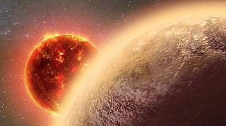 Yeni bir gezegen bulundu Atmosfer sıcaklığı metali eritebilir.