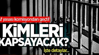 Yeni infaz yasası TBMM'de kabul edildi! Yeni af yasası kimleri kapsayacak?