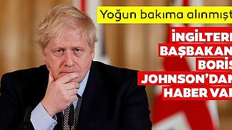 Yoğun bakımdan çıkan Başbakan Johnson normal tedaviye alındı