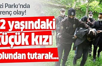 12 yaşındaki kız çocuğunu taciz eden şahısları savcılık serbest bıraktı