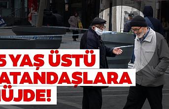 65 yaş vatandaşlara memleket izni müjdesi!