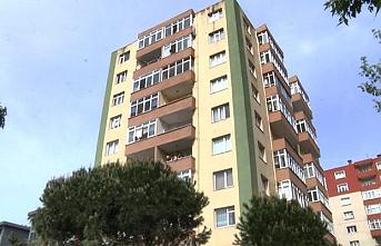 6. kattan düşen kadının şüpheli ölümü! Yanık izlerine rastlandı