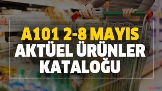 A101'ün bu hafta 2 Mayıs - 8 Mayıs 2020 tarihli indirimli aktüel ürünler kataloğu