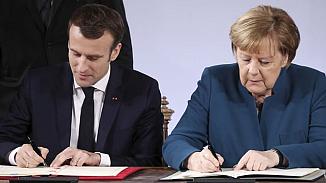 Almanya ve Fransa'dan aşı geliştirme çalışmalarına destek