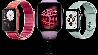 Apple Watch Series 6 sağlığımızı takip edecek