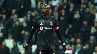 Beşiktaş'ta Atiba krizi; ''İndirim yapmam zam istiyorum''