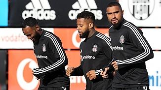 Beşiktaş'ta kriz büyüyor ''paramızı alamazsak İstanbul'a dönmüyoruz''