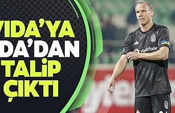 Beşiktaşlı Vida'ya İngiltere'den dev talip