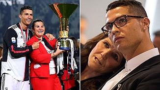 Cristiano Ronaldo 'nun Anneler günü hediyesi göz kamaştırıyor