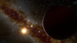 Dünya'nın 300 katı büyüklüğünde gezegen keşfedildi