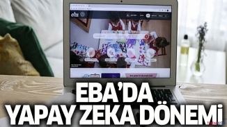 Eba'dan bir yenilik daha! 'Yapay zekalı asistan' uygulaması devrede