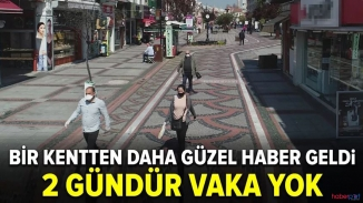 Edirne'den de güzel haber geldi! Korona vakası 2 gündür görülmüyor