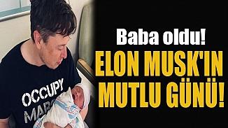 Elon Musk baba oldu; Bebeğin ismi uzay mekiği gibi
