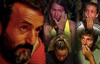 Ersin yarışmaya veda etti; Survivor'da gözyaşı konseyi!