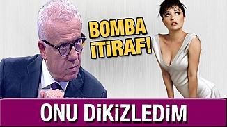Ertuğrul Özkök; 'Gonca Vuslateri'nin evini dikizledim'