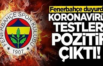 Fenerbahçe'de Koronavirüs vaka sayısı 3'e çıktı! pozitif çıkan yönetici kim?