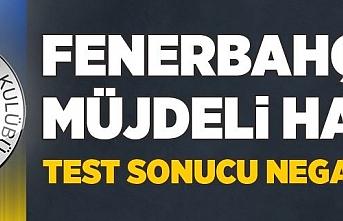 Fenerbahçe kulübünden resmi açıklama! test sonuçları nasıl çıktı?