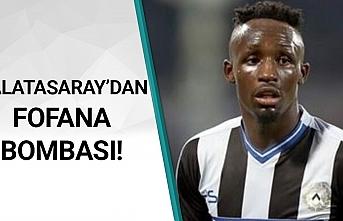Galatasaray'da gündem Seko Fofana