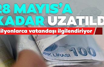Gelir İdaresi duyurdu! Geçici beyannamelerde süre 28 Mayısa uzatıldı