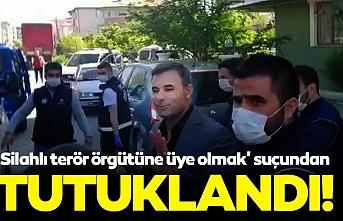 Görevinden alınan HDP'li Belediye Eş Başkanı Yaşar Akkuş'un tutuklanmasına karar verildi