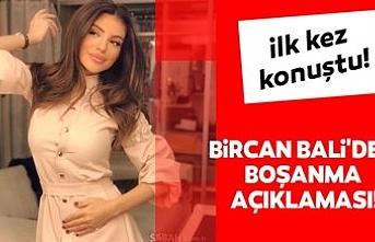 Hamile Bircan Bali ilk kez konuştu; Boşanacak mı?