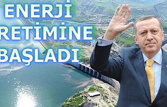 Ilısu Barajı'nın açılışına katılan Cumhurbaşkanı Erdoğan'dan önemli mesaj!