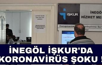 İŞKUR'da korona şoku! 8 görevli memurda virüs tespit edildi