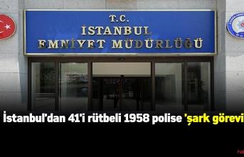 İstanbul emniyetinde tayin fırtınası