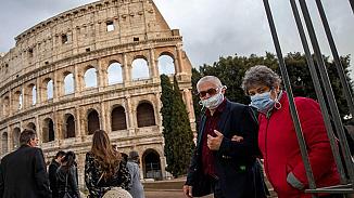 İtalya'da Kovid-19 nedeniyle kaydedilen toplam can kaybı 28 bin 884 olarak açıklandı
