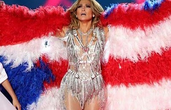 Jennifer Lopez'in Super Bowl öncesi nasıl beslendiği belli oldu