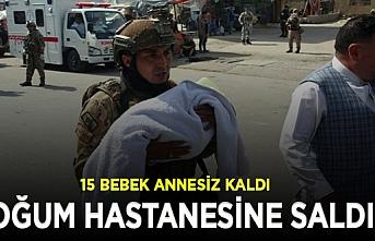 Kabil'de korkunç saldırı! İki anne doğum sırasında vuruldu