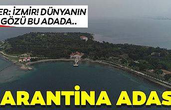 Karantina Adası'ndaki 16 yapının restorasyonu için ihale açıldı