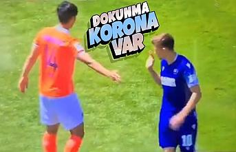 Korona korkusu Bundesliga 2'de maça damgasını vurdu