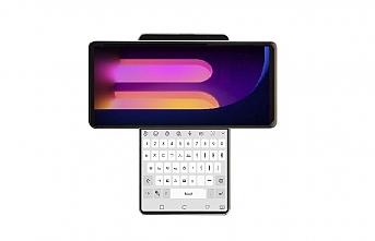 LG'den çift ekranlı, dönebilen ekran tasarımı olan yeni model geliyor