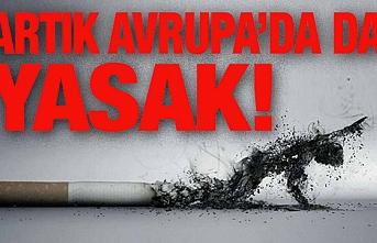 Mentollü sigara, Avrupa ülkelerinde yasak kapsamına alınıyor