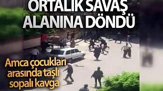 Şanlıurfa'da 2 aile arasında arazi anlaşmazlığı! 7 Yaralı