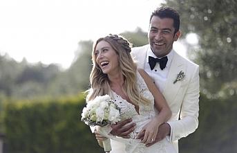 Sinem  Kobal'ın evlilik yıldönümü paylaşımı; dolu dizgin 4 yıl!