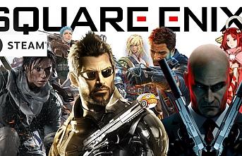 Steam Square Enix dev fırsat!! 54 oyun içeren mega paket sadece 76 TL