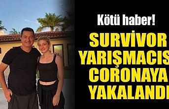 Survivor'dan şok gelişme: O yarışmacısı koronavirüse yakalandı