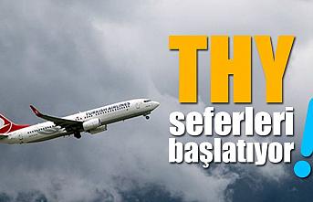 THY'den flaş açıklama! İç ve dış hat uçuş seferleri başlatılıyor
